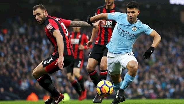 Man City đang có 17 trận thắng liên tiếp ở Premier League