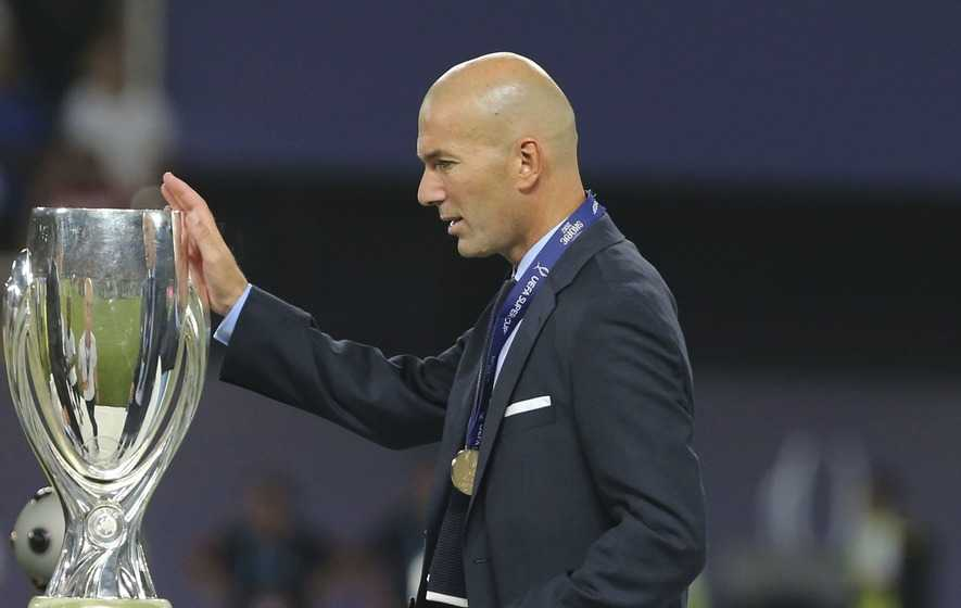Câu chuyện thể thao: Zidane, Ai rồi cũng phải mắc sai lầm...