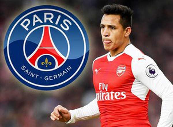 Sanchez đến Paris, chuẩn bị ký hợp đồng với PSG?