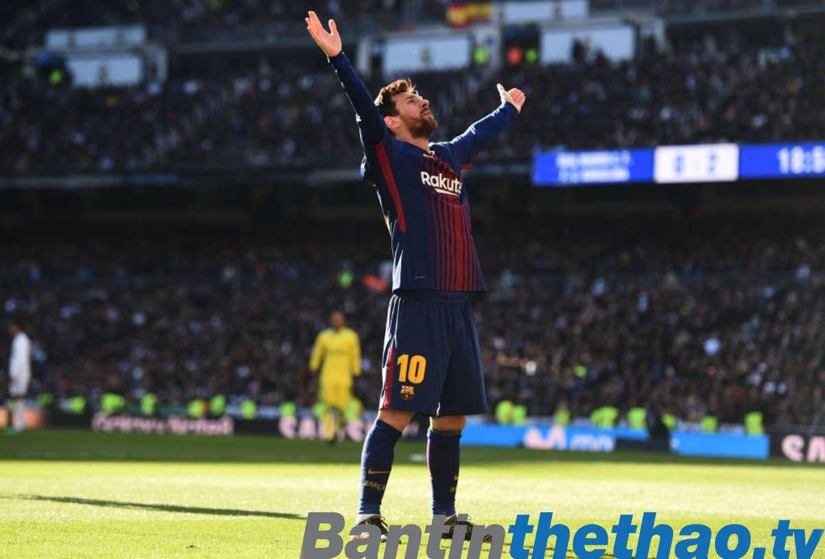 Pep nói Barca là ứng cử viên hàng đầu cho danh hiệu Champions League vì có Messi