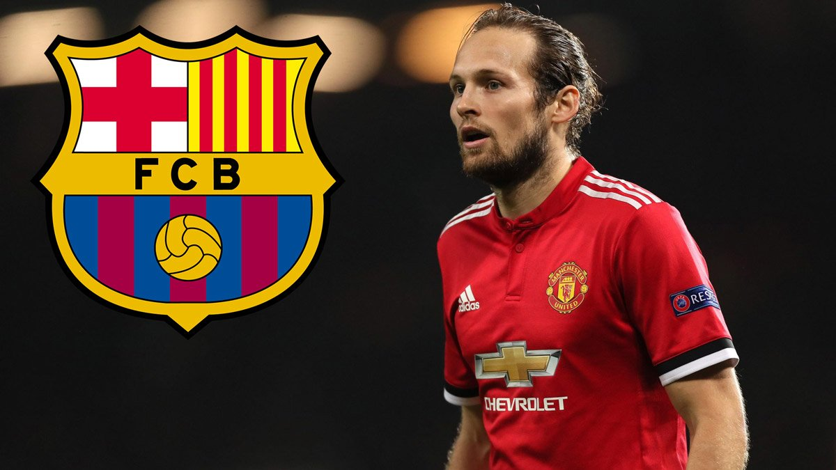 Barca sắp lấy Blind khỏi MU