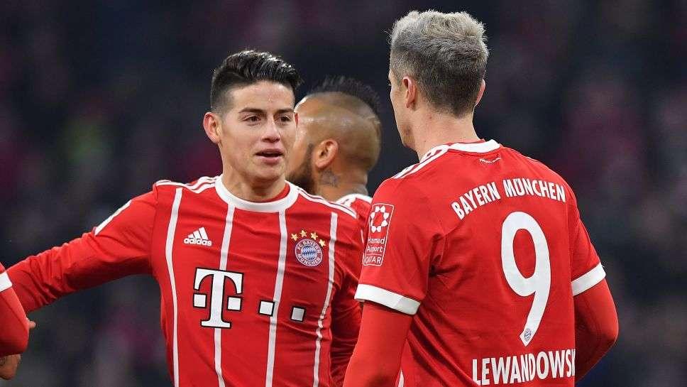 Bayern Munich đang có phong độ rất cao