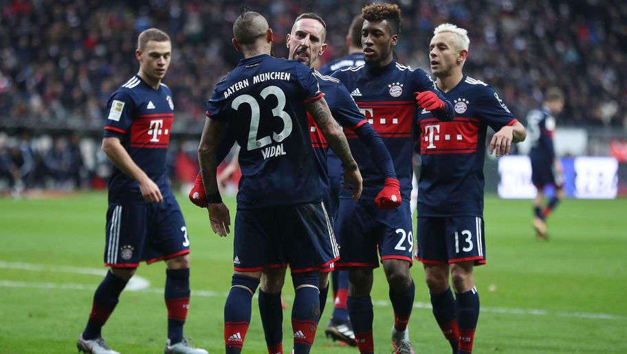 Bayern đang có phong độ rất cao dưới thời Jupp Heynckes