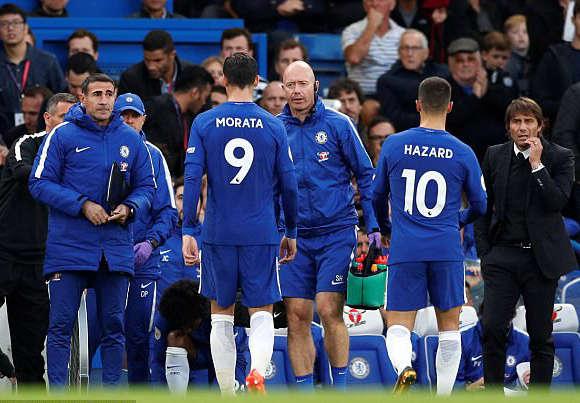 Chelsea đang dần trả giá cho những sai lầm trong chính sách chuyển nhượng của mình