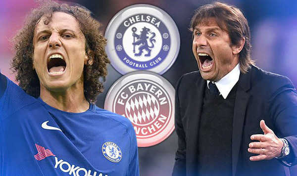 Luiz dọa sẽ ra đi ngay trong tháng Giêng tới nếu Conte vẫn tiếp tục để anh dự bị