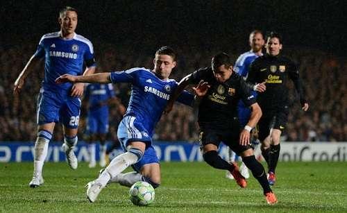 Chelsea thắng ở đối đầu gần nhất, sau đó lên ngôi vô địch Champions League 2011-2012