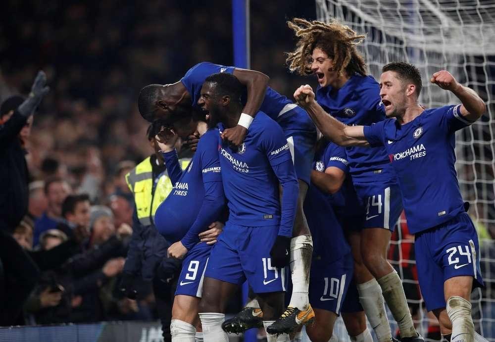Chelsea cần duy trì một vị trí trong top 4