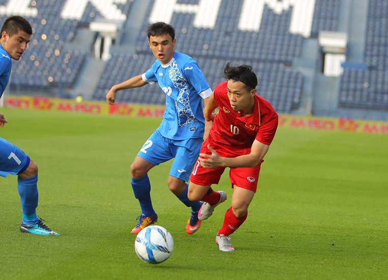 Công Phượng chính là tâm điểm trong trận thắng của HAGL trước FLC Thanh Hóa