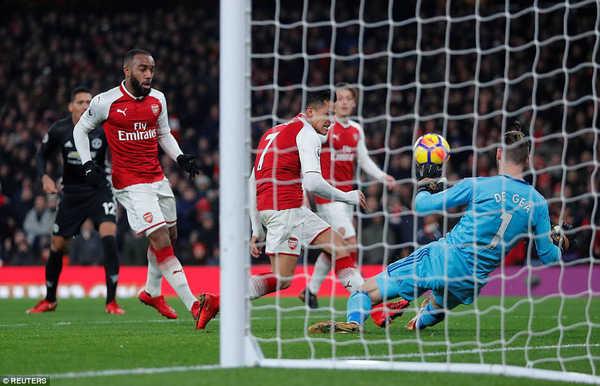 Những điểm nhấn sau trận Arsenal vs Man United