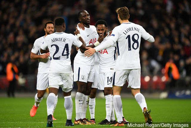 Tottenham lại có cơ hội giành điểm trước Brighton