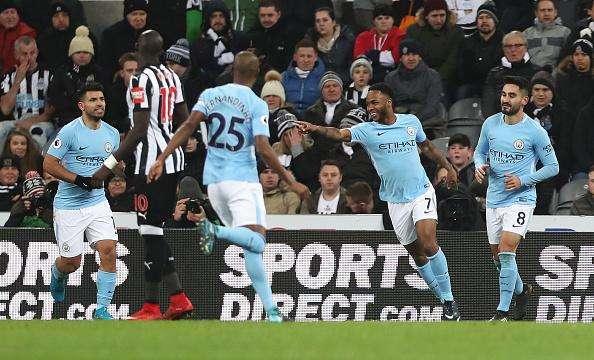Man City không có đối thủ ở Premier League
