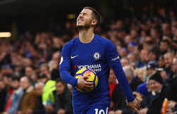 Vạ miệng, Eden Hazard không còn cửa tới Real
