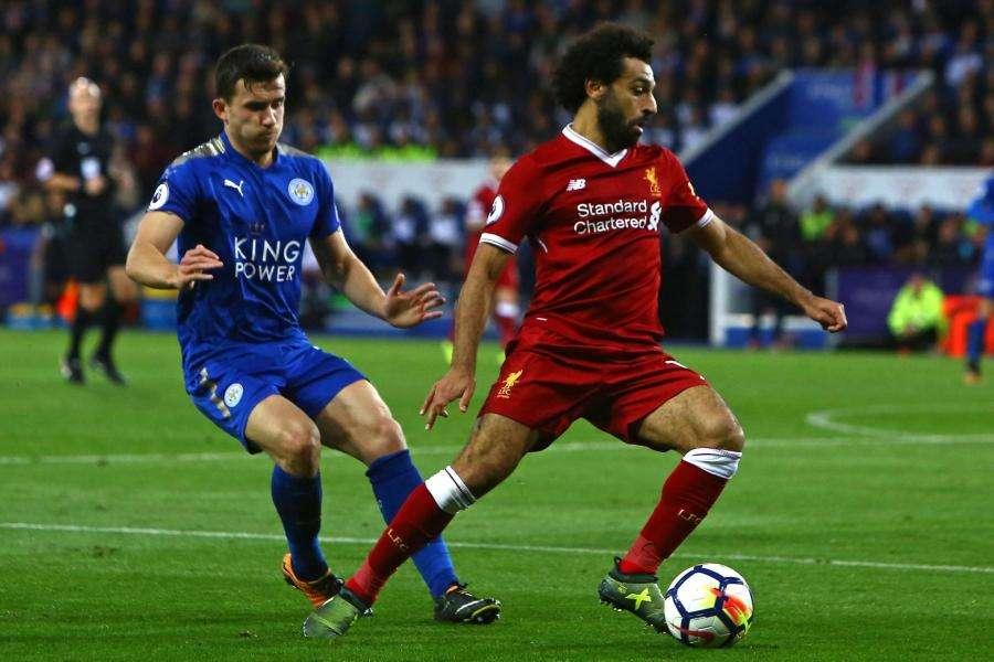 Liverpool đã thắng Leicester ở lượt đi
