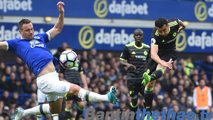 Chelsea vs Everton tối nay 23/12/2017 Ngoại Hạng Anh