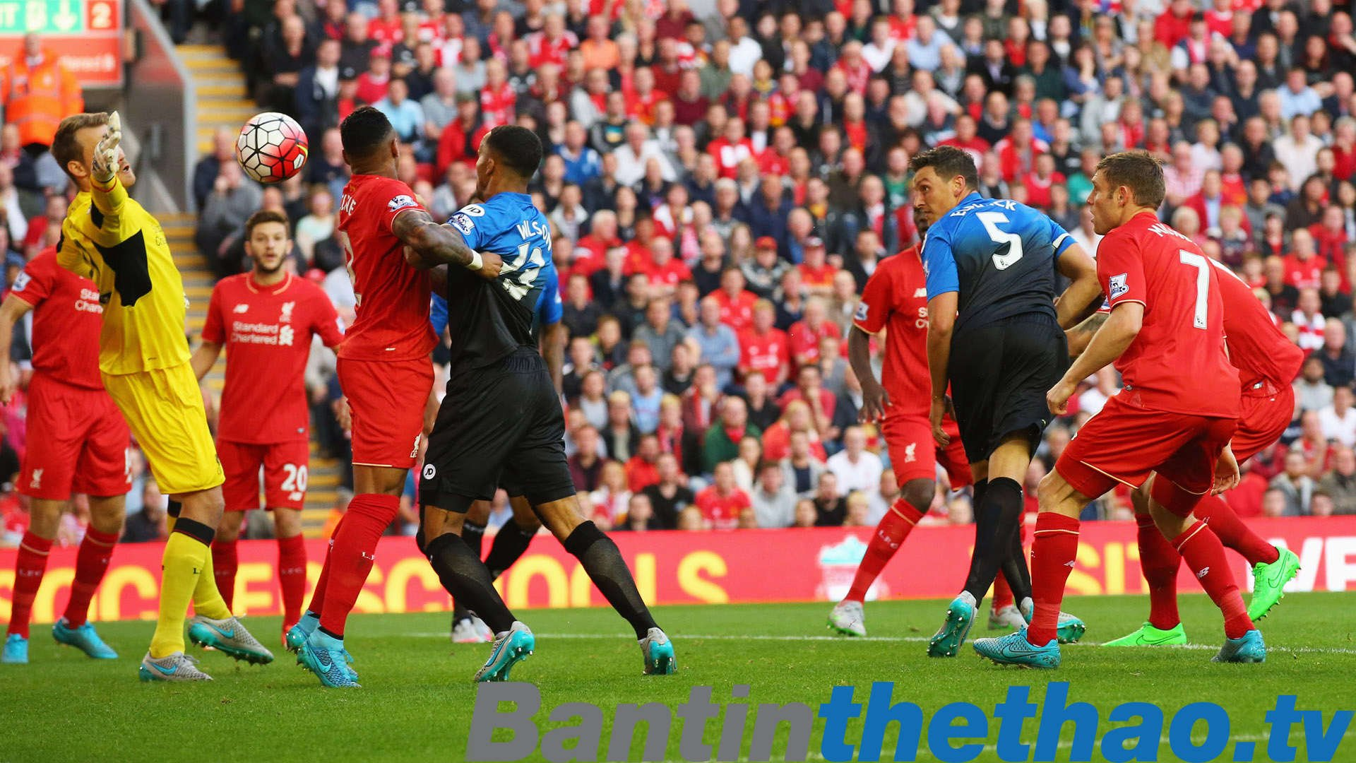 Liverpool vs Bournemouth tối nay 17/12/2017 Ngoại Hạng Anh