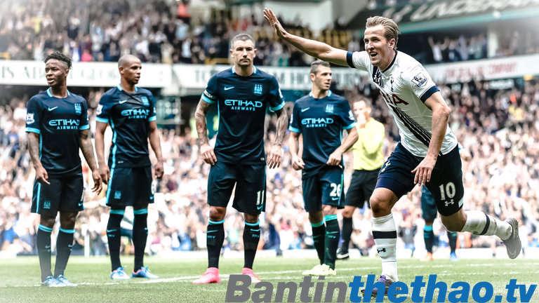 Man City vs Tottenham tối nay 17/12/2017 Ngoại Hạng Anh