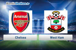 Link xem trực tiếp, link sopcast Arsenal vs Southampton hôm nay 10/12/2017 Ngoại Hạng Anh