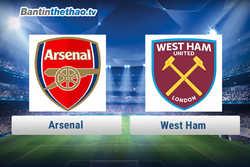 Link xem trực tiếp, link sopcast Arsenal vs West Ham đêm nay 14/12/2017 Ngoại Hạng Anh