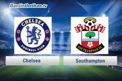 Link xem trực tiếp, link sopcast Chelsea vs Southampton tối nay 16/12/2017 Ngoại Hạng Anh