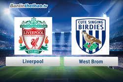 Link xem trực tiếp, link sopcast Liverpool vs West Brom đêm nay 14/12/2017 Ngoại Hạng Anh