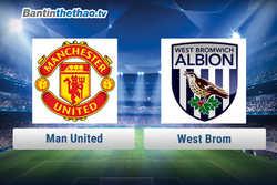 Link xem trực tiếp, link sopcast MU vs West Brom tối nay 17/12/2017 Ngoại Hạng Anh