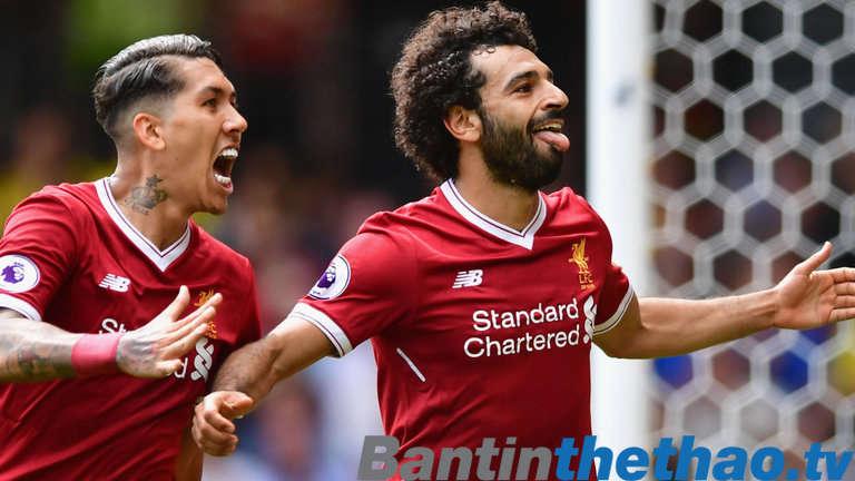 Liverpool đã có chiến thắng 5 sao trước các cầu thủ Swansea đêm qua
