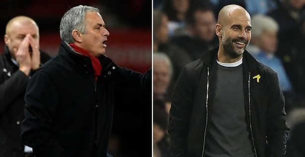 Man City bỏ xa MU: Pep khiến Mourinho nếm mùi đắng cay