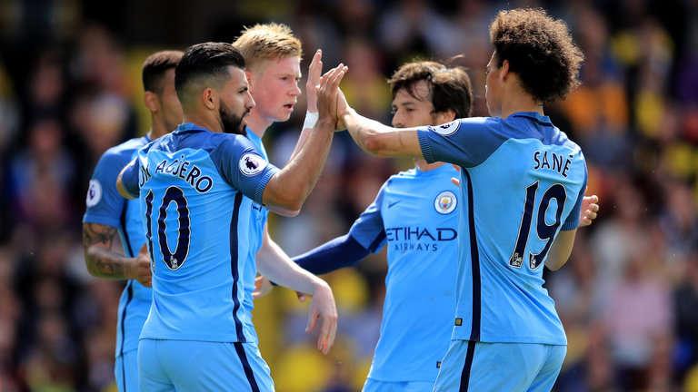 Man City đang từng bước xây chắc vị thế của mình ở Premier League