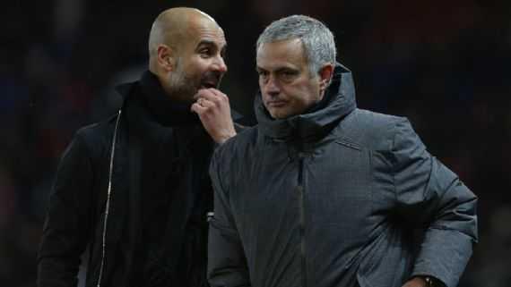 Mourinho mỉa Pep và Man City, Ancelotti thay thế Conte sau trận Barca