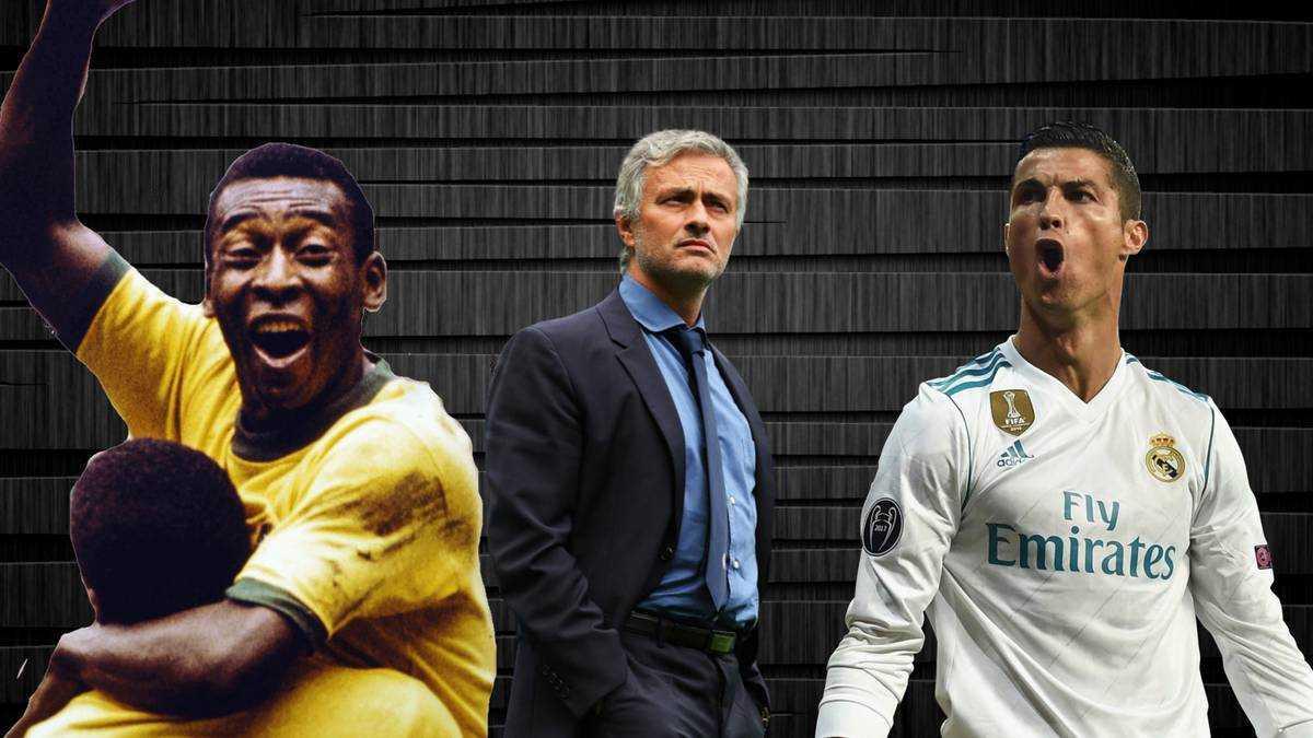 Mourinho nịnh Ronaldo, Real chốt giá Neymar
