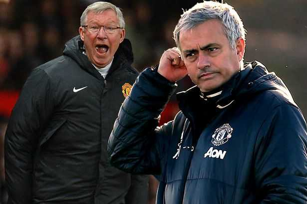 Mourinho và MU sa sút, Sir Alex nói gì?