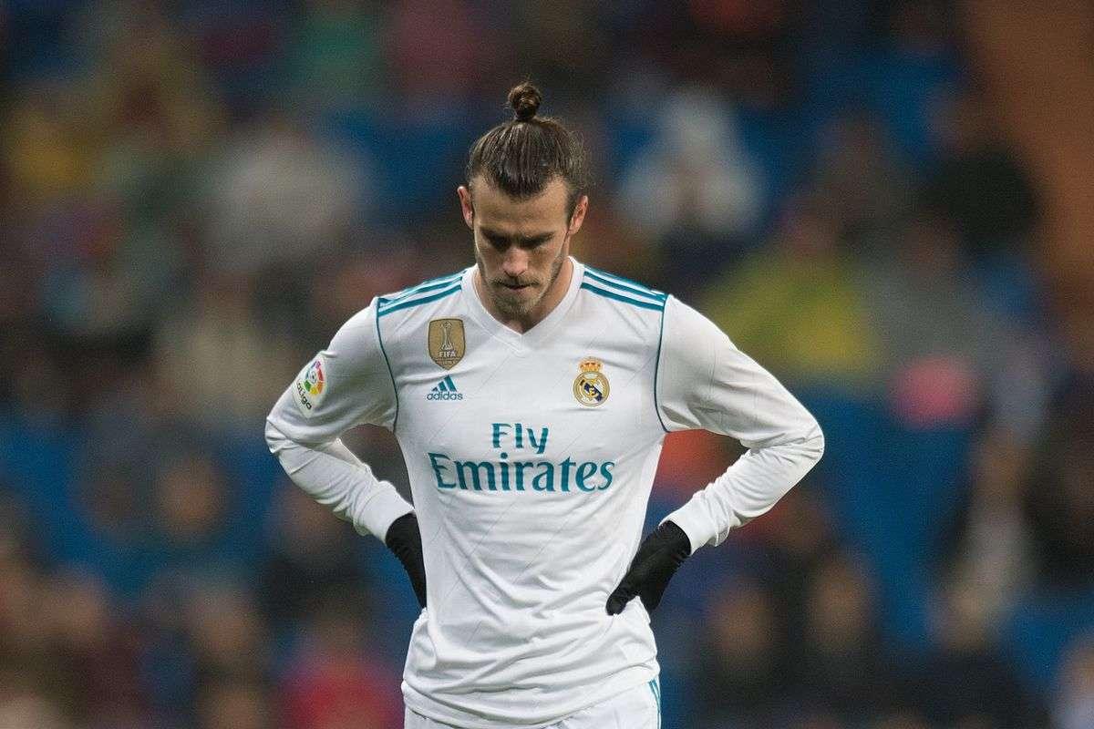 Bale muốn rời Real Madrid mùa Hè 2018