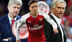 """MU """"hốt"""" nhanh Ozil 22 triệu bảng, Ronaldo sang PSG đổi chỗ cho Neymar"""
