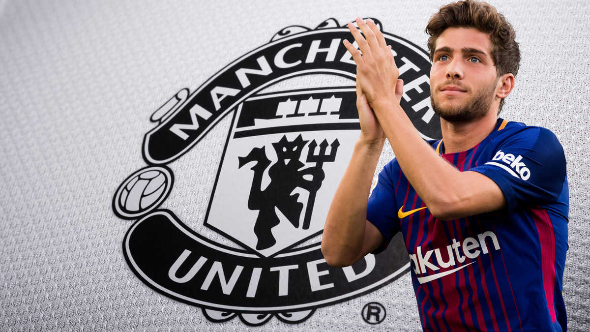 "MU chuẩn bị mua Sergi Roberto, Real Madrid kích nổ vụ ""Figo mới"""