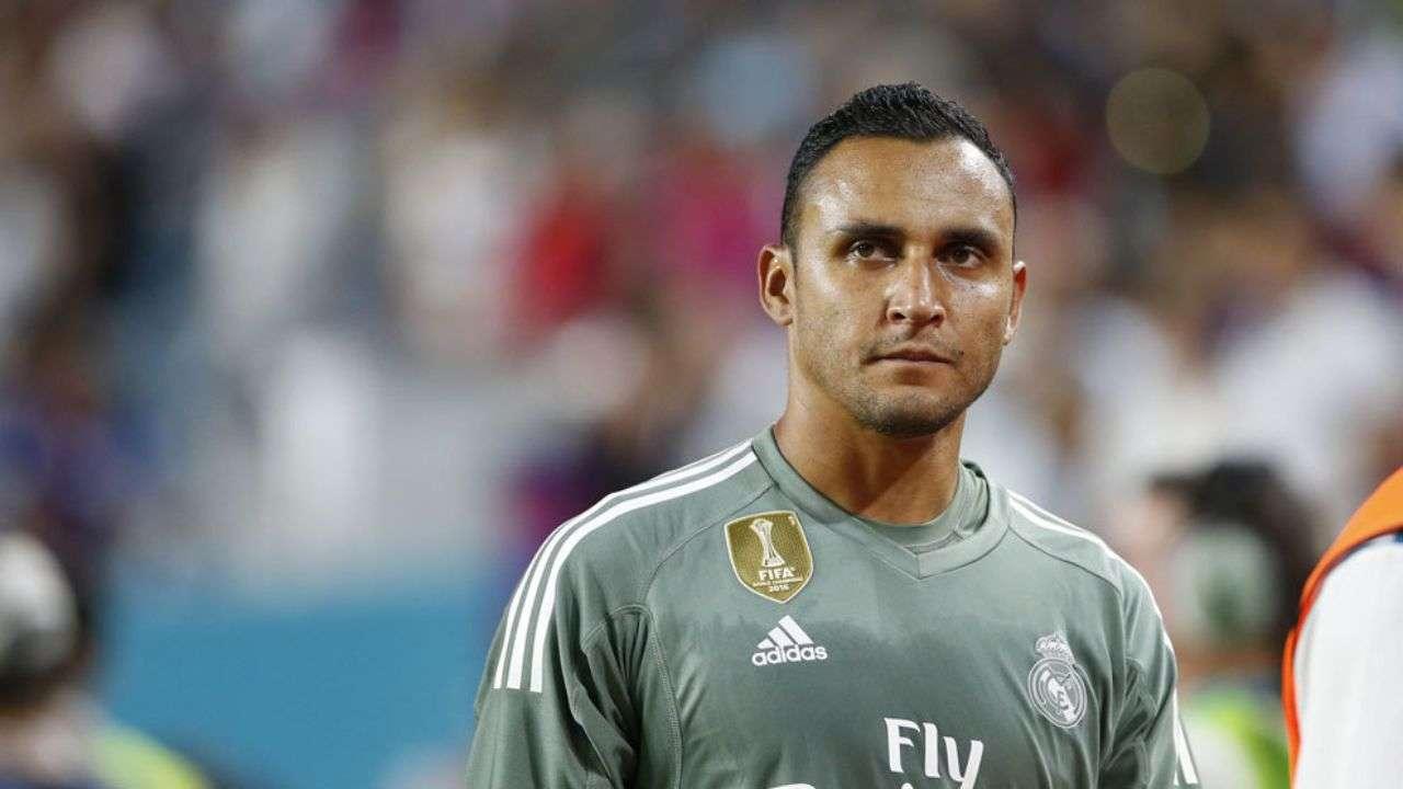 Keylor Navas quyết rời Real Madrid để sang Man City