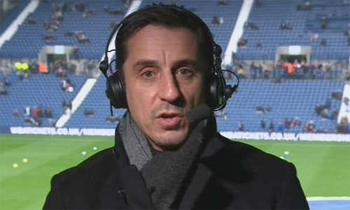 Neville không hài lòng về chính sách chuyển nhượng của đội bóng cũ