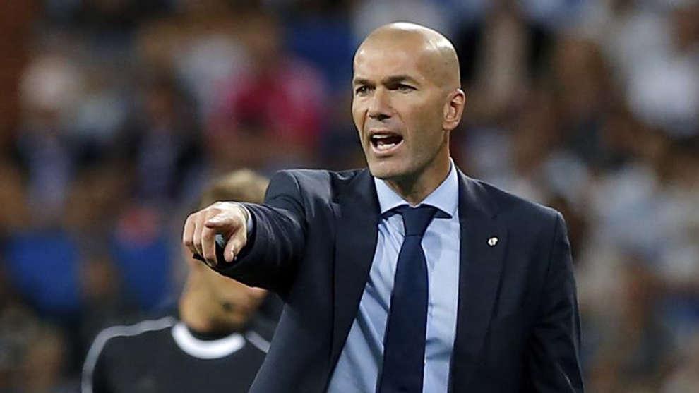 Ngay cả những quyết định nhân sự của Zidane trong mùa giải này cũng chưa thật hợp lý