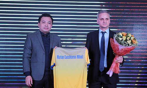 Cựu tuyển thủ Romania dẫn dắt CLB Thanh Hóa