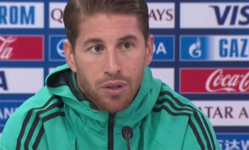 Ramos: 'Tôi không tin FIFA sẽ loại Tây Ban Nha khỏi World Cup'