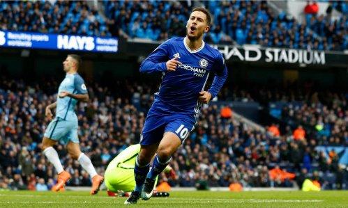 Hazard đã trong tầm ngắm của Real nhiều mùa giải.