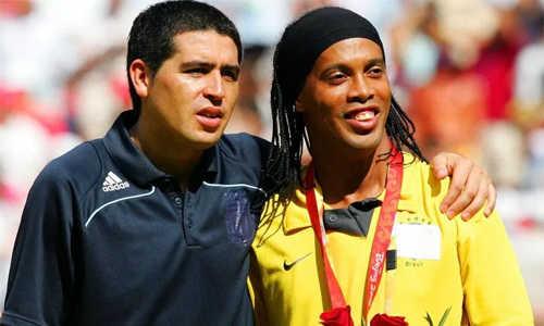 Ronaldinho sẽ bắt đầu làm chính trị tại Brazil