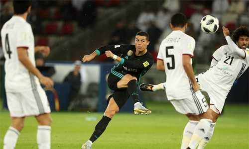 Ronaldo lập công, Real ngược dòng vào chung kết FIFA Club World Cup