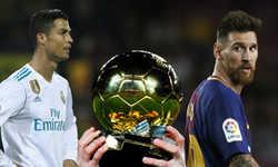 """Rakitic: """"Đẳng cấp của Ronaldo vẫn không thể bằng Messi dù cho vừa san bằng kỷ lục giành Quả Bóng Vàng"""""""