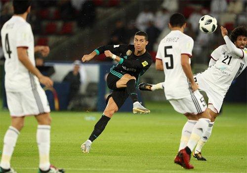 Ronaldo và đồng đội sớm khẳng định sức mạnh sau khi bất ngờ bị dẫn bàn.