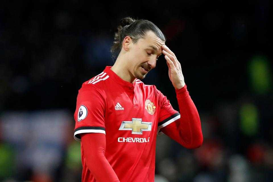 """MU sợ Ibrahimovic trở thành """"phế nhân"""""""