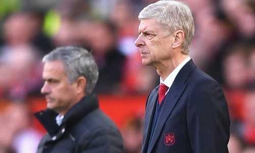 """Wenger: """"Mong Mourinho không 'dựng xe buýt' tại Emirates"""""""