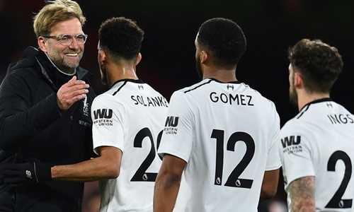 Klopp đặt mục tiêu cho Liverpool ở Ngoại hạng Anh