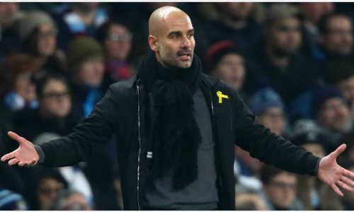 Guardiola: 'Man City đang đi theo lối chơi tuyệt vời nhất'
