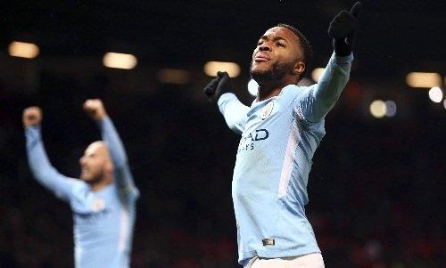 Sterling đang có một mùa giải tuyệt vời cùng Man City.