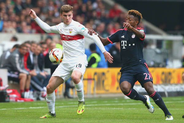 Sân nhà cũng khó giúp Stuttgart tạo bất ngờ trước Bayern